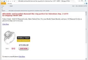 Diamond-like ring Scam - Bitdefender
