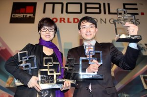 GSMA Award_Mobile World Congress_Samsung 01