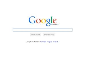 Cautari Google Romania