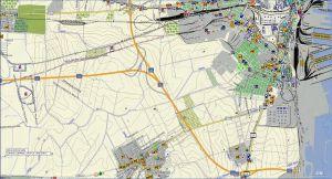 ROAD 2013.40 PC. zona Constanta sud