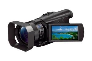 Sony AX100E_4K