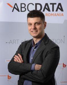 Alexandru Gheorghiu,  Director Comercial ABC Data Romania