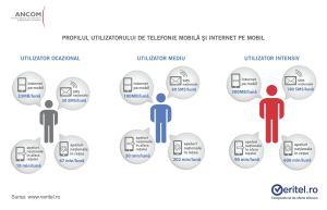 Infografic Veritel - profil consumatori