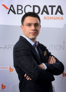 Sergiu Lujanschi, Director General ABC Data Romania