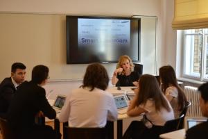Smart Classroom Carmen Sylva Timisoara 2