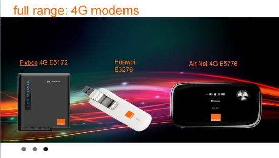 4G modems_Orange