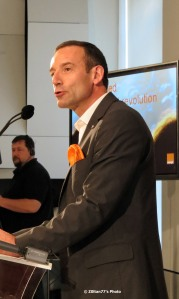 Jean-François Fallacher, CEO Orange Romania