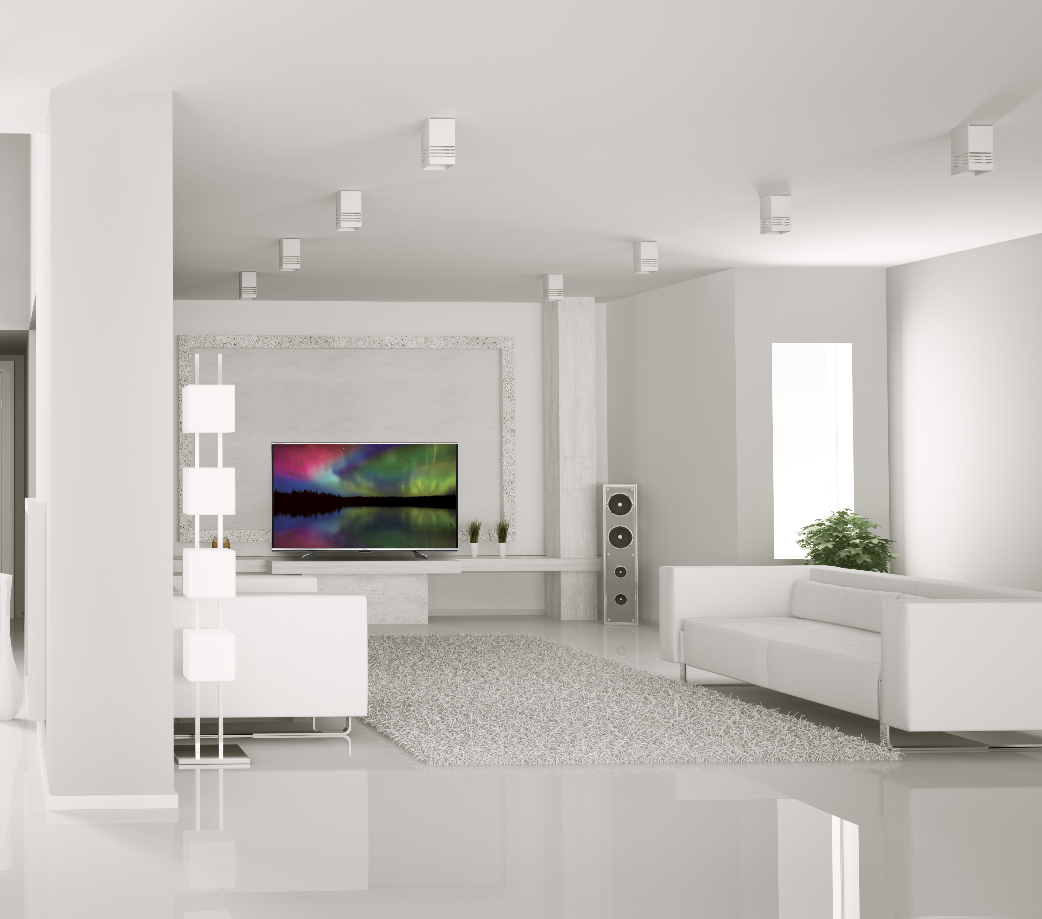 WHITE ROOM D Onstand Z0ltan77