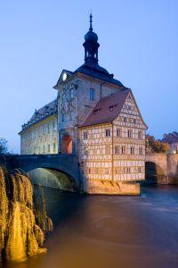 Das Alte Rathaus - Wahrzeichen Bambergs (Feldrapp-Pics 020)