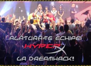 HyperX-DreamHack