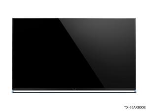 Panasonic VIERA TX-65AX800E Front