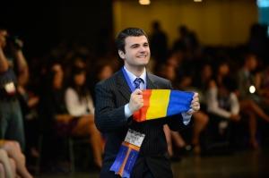 Ionut Budisteanu, castigatorul Intel ISEF 2013
