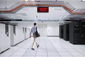 Employee Leaving PowerEdge Data Center