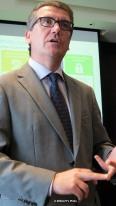 Aongus Hegart President & General Manager Dell EMEA