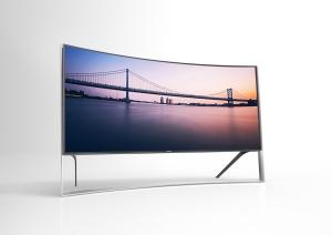 Samsung Curved UHD TV (105 inch)