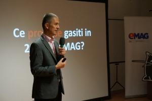 Iulian Stanciu Director General eMAG