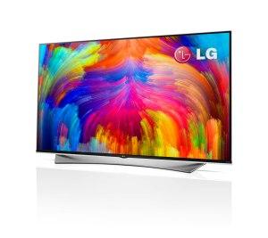 LG Quantumdot TV