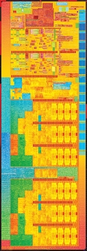 A cincea generatie a gamei de procesoare Intel Core_die
