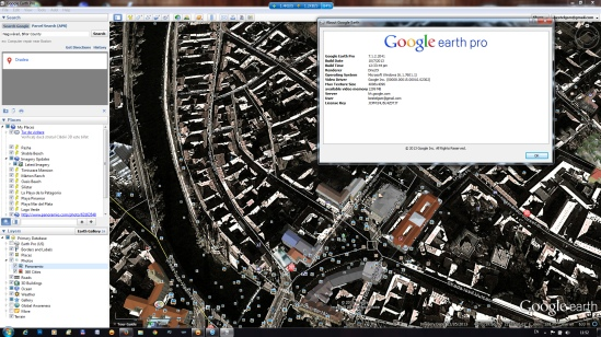 Google Earth pro_about