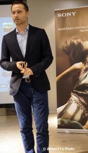 Lucian Radulescu, branch manager Sony Romania si Moldova