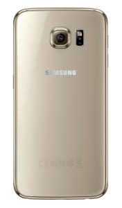 Samsung Galaxy S6_Back_Gold_Platinum