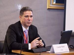 Calin Matei, CEO Veracomp