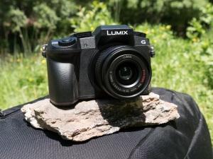 Panasonic LUMIX G7 Garden