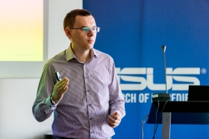 Ciprian Donciu, Country Manager Asus Romania