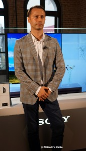 Lucian Radulescu, Branch Manager Sony Romania si Republica Moldova.