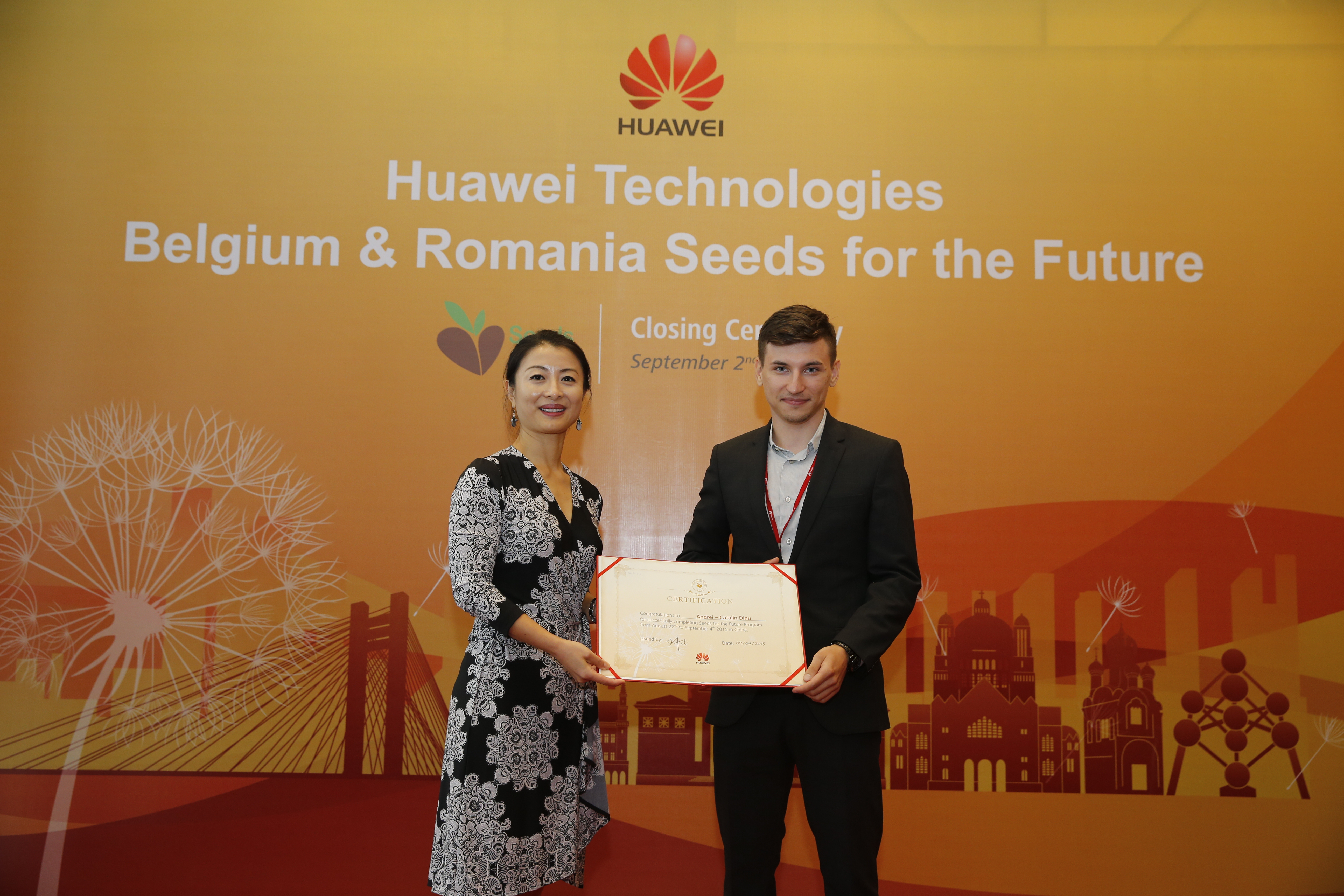 Huawei continua sprijinirea studentilor romani si in noul an academic | Z0ltan77