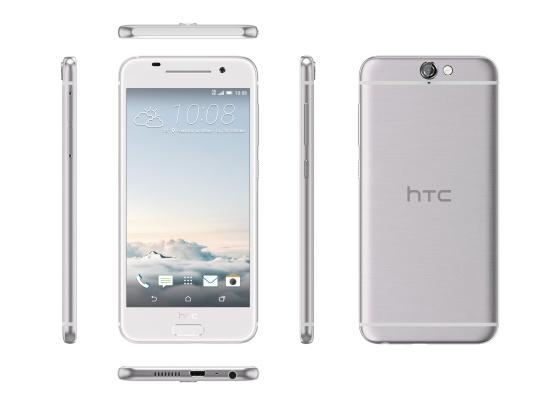 HTC One A9 Opal Silver (2)