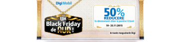 Black Friday la Digi Mobil