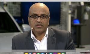 Arun Bansal, Senior Vice President and Head of the Business Unit Radio at Ericsson