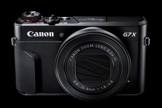 Canon PowerShot G7 X Mark II  (2)