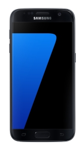 Galaxy S7 Black Onyx Front