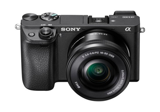 Sony mirrorless a6300