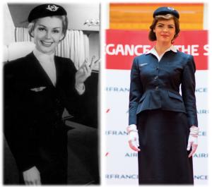 Air France uniforme 16