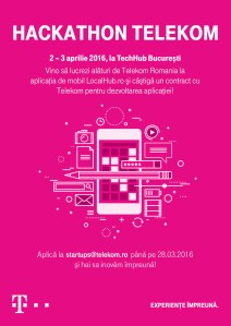 Hackaton Telekom Romania