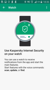 Screenshot_Kaspersky Internet Security for Android