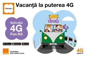 4G FUN kit